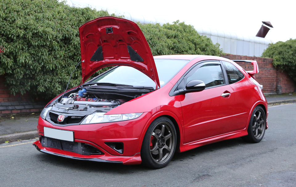 Kraftwerks Supercharger Kit Honda Civic Type R FN2