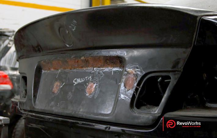 Rust Repair  Bmw E46 Rust Repair