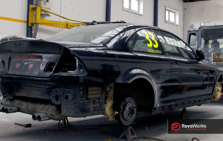 Rust Repair  Bmw E46 Rust Repair
