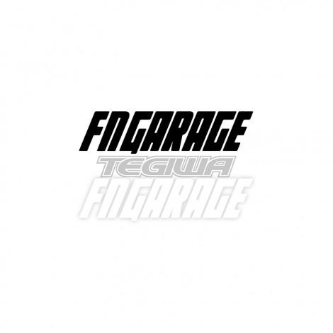 FN GARAGE OFFICIAL STICKER DECAL 20CM