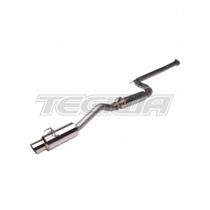 SKUNK2 MEGAPOWER R CAT-BACK EXHAUST SYSTEM HONDA CIVIC SI 07-11