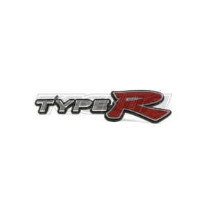 GENUINE HONDA FRONT GRILL TYPE R BADGE CIVIC TYPE R EP3 04-06
