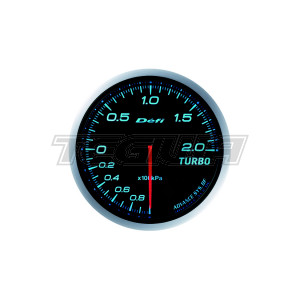 DEFI 60MM ADVANCE BF GAUGES BLUE