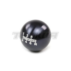 MUGEN GEAR SHIFT KNOB BLACK CRZ OPTIONAL EXTRA
