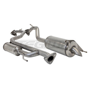 AEM CAT BACK EXHAUST STAINLESS STEEL HONDA CRZ  1.5L 11-14