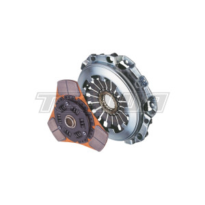 EXEDY RACING SINGLE SERIES STAGE 2 HEAVY DUTY SPORTS CLUTCH KIT MITSUBISHI LANCER EVOLUTION IV V VI 4G63T