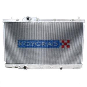 KOYO RACING RADIATOR HONDA CIVIC TYPE R FK8 17+