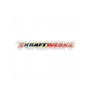 "KRAFTWERKS 12"" LARGE DECAL"