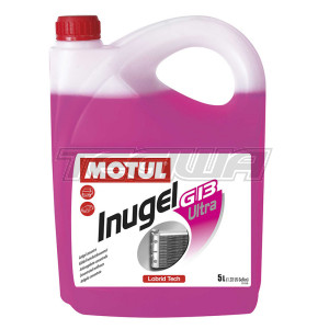 MOTUL INUGEL G13 ULTRA COOLANT