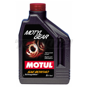 MOTUL MOTYLGEAR 80W140 TECHNOSYNTHESE GEAR OIL
