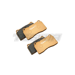 MUGEN COMPETITION FRONT BRAKE PADS HONDA CIVIC TYPE R FK2 15+