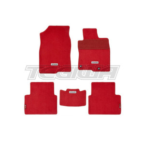 MUGEN SPORTS MAT SET RED HONDA CIVIC TYPE R FK8 17+