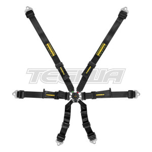 SCHROTH FLEXI 2X2 6 POINT HARNESS