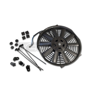 "TEGIWA 10"" SLIM RADIATOR FAN"