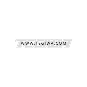 TEGIWA WEB ADDRESS STICKER X1