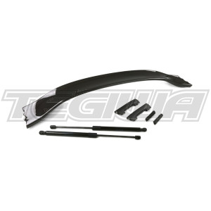 GENUINE HONDA EDM CARBON WING SPOILER CIVIC TYPE R FK8 17+