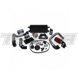 KRAFTWERKS 30MM SUPERCHARGER KIT WITH FLASHPRO HONDA S2000 AP2 06-09 - BLACK HEAD UNIT