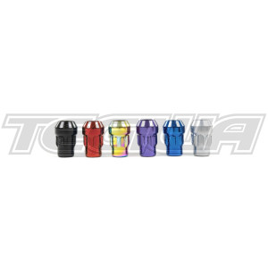 MUTEKI SR35 WHEEL NUTS - CLOSED