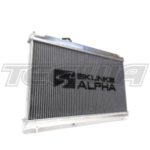 SKUNK2 ALPHA SERIES RADIATOR 94-01 HONDA INTEGRA TYPE R DC2