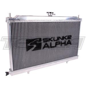 SKUNK2 ALPHA SERIES RADIATOR 88-91 HONDA CIVIC EF CRX