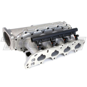 SKUNK2 ULTRA SERIES RACE MANIFOLD PRIMARY FUEL RAIL BLACK HONDA B-SERIES