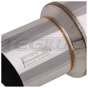 SKUNK2 3 INCH JDM-SPEC UNIVERSAL BACKBOX MUFFLER