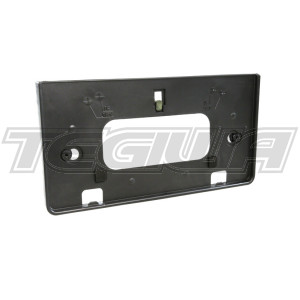 GENUINE HONDA JDM REAR NUMBER PLATE HOLDER CIVIC TYPE R EP3 01-06