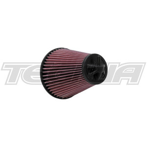 "KRAFTWERKS 2.5"" ID OVAL AIR FILTER"
