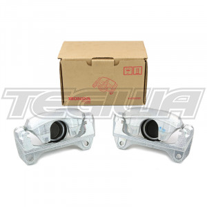 GENUINE HONDA FRONT BRAKE CALIPERS CIVIC TYPE R EP3