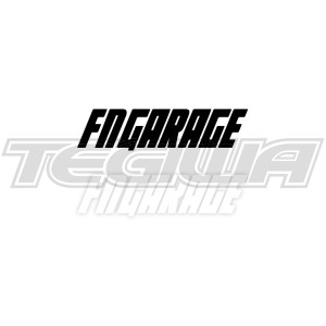 FN GARAGE OFFICIAL STICKER DECAL 20CM