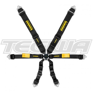 SCHROTH ENDURO 3X2 6 POINT HARNESS