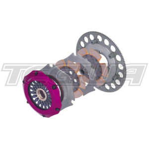 EXEDY RACING COMPE-R CLUTCH & FLYWHEEL KIT MITSUBISHI LANCER EVOLUTION IV-IX 4G63T