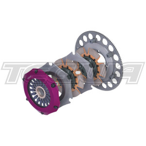 EXEDY RACING COMPE-D CLUTCH & FLYWHEEL KIT MITSUBISHI LANCER EVOLUTION IV-IX 4G63T