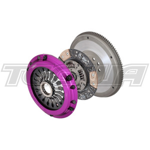 EXEDY RACING HYPER SINGLE VF CLUTCH & FLYWHEEL KIT MITSUBISHI LANCER EVOLUTION IV-IX 4G63T