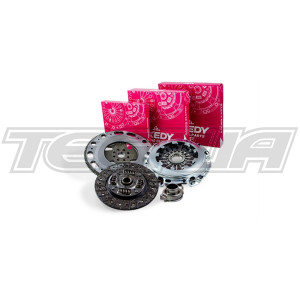 EXEDY RACING SINGLE SERIES STAGE 1 ORGANIC CLUTCH & FLYWHEEL KIT HONDA CIVIC EG EK CR-X INTEGRA DB DC2 B-SERIES B16A2 B16B B18C