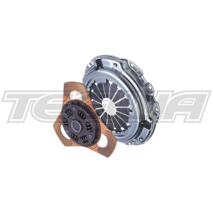 EXEDY RACING SINGLE SERIES STAGE 2 RACING CLUTCH KIT HONDA CIVIC EG EK CR-X INTEGRA DB DC2 B-SERIES B16A2 B16B B18C