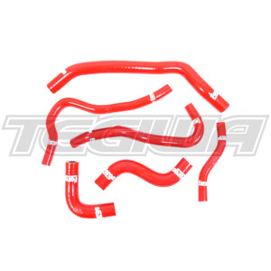 FORGE MOTORSPORT ANCILLARY HOSES HONDA CIVIC TYPE R FK2 15+ RED