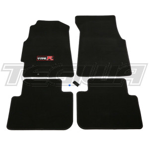 GENUINE HONDA ACCESS EDM FLOOR MATS INTEGRA TYPE R LHD