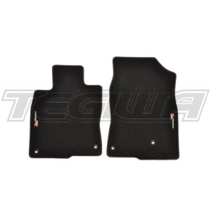 GENUINE HONDA UKDM RHD ELEGANCE FLOOR CARPET MATS CIVIC TYPE R FK8 17+