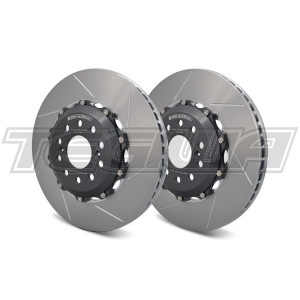 GIRODISC FRONT BRAKE DISCS 2-PIECE HONDA CIVIC TYPE R FK2 15+