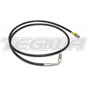 HEL Braided Clutch Line Honda Civic EF - LHD
