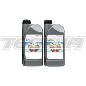 HONDA MTF 3 MANUAL GEARBOX OIL TRANSMISSION FLUID 2L 2 LITRES