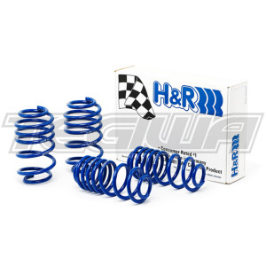 H&R LOWERING SPRINGS KIT HONDA CIVIC TYPE R FK2 15+