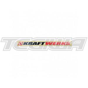 "KRAFTWERKS 24"" XL DECAL"