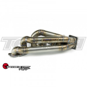 SPEEDFACTORY RACING STAINLESS STEEL TURBO MANIFOLD SIDEWINDER STYLE K SERIES
