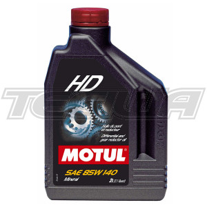 MOTUL HD 85W140 MINERAL GEAR OIL