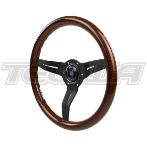 NARDI DEEP CORN WOOD STEERING WHEEL 330MM