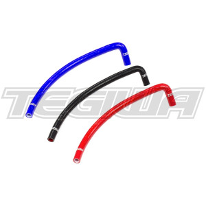 TEGIWA SILICONE INTAKE BREATHER PIPE RED