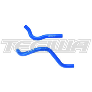 SPOON REINFORCED BLUE RADIATOR HOSES HONDA CIVIC EK4 EK9