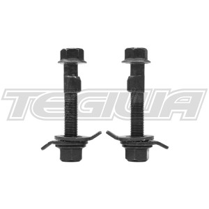 TEGIWA FRONT ADJUSTABLE CAMBER BOLTS CIVIC EP3 FN2 INTEGRA DC5